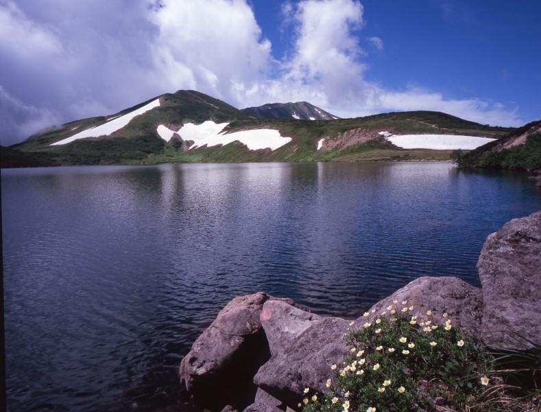 201408白馬岳